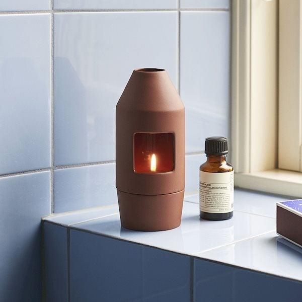 """<br><br><strong>Hay</strong> CHIM CHIM SCENT DIFFUSER, $, available at <a href=""""https://www.utilitydesign.co.uk/hay-chim-chim-diffuser"""" rel=""""nofollow noopener"""" target=""""_blank"""" data-ylk=""""slk:Hay"""" class=""""link rapid-noclick-resp"""">Hay</a>"""