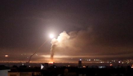 Israeli airstrikes have minimal impact, says Syrian monitoring group