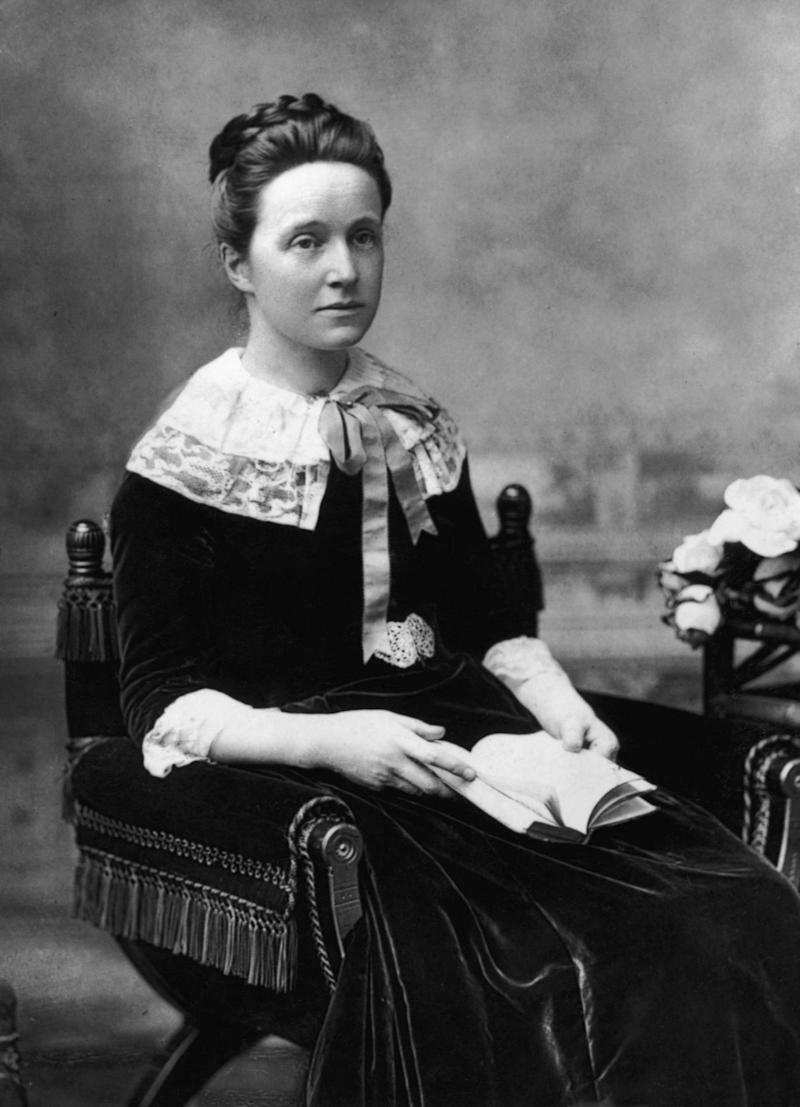 Campaigner: suffragist Millicent Fawcett (1847 - 1929), circa 1870 (Getty Images)