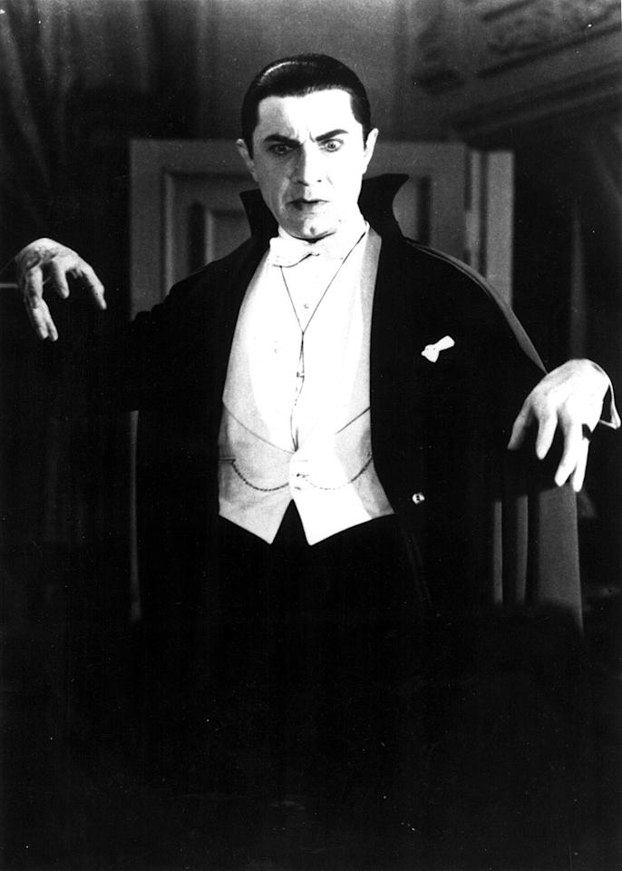 """COUNT DRACULA    MOVIE: <a href=""""http://movies.yahoo.com/movie/1800341113/info"""">Dracula </a>  ACTOR: <a href=""""http://movies.yahoo.com/movie/contributor/1800011938"""">Bela Lugosi</a>  PLACE OF ORIGIN: Transylvania, of course  LAST SEEN: Staked by Van Helsing.  SPECIAL ABILITIES: Can turn into a bat. Extremely expressive eyebrows. Likes to loom over sleeping women."""