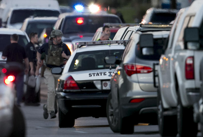 Authorities recover new clues after another Austin blast