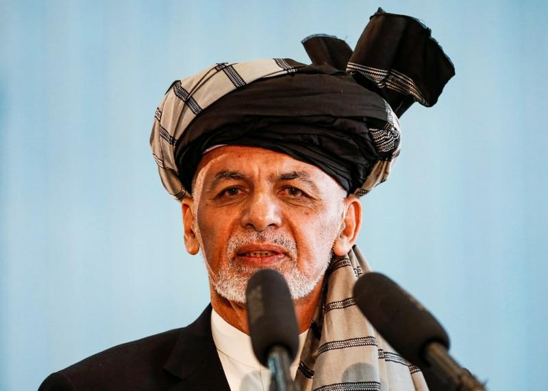 Afghanistan's president claims victory over Islamic State