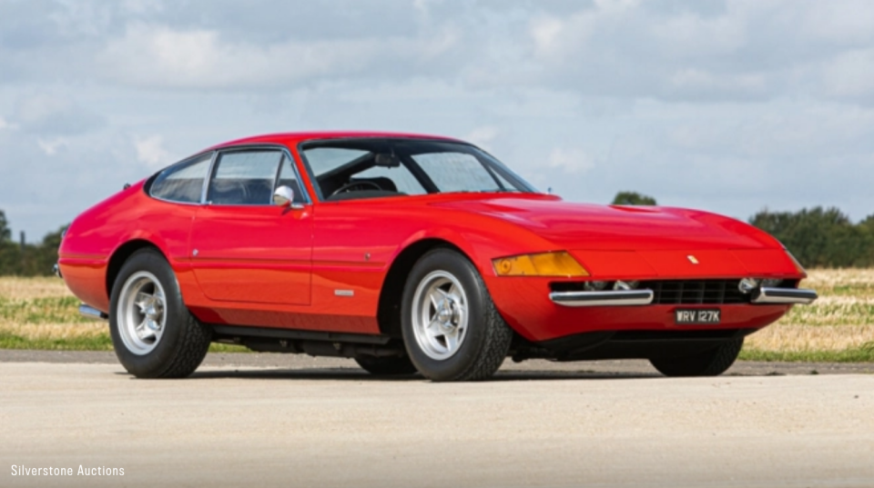 Image Credit: Silverstone Auctions