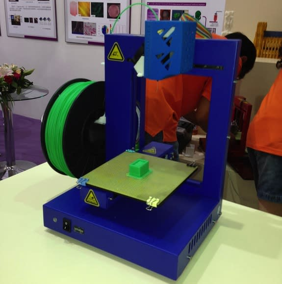 Why Patents Won't Kill 3D-Printing Innovation (Op-Ed)