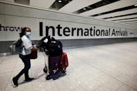 In addition to the new immigration regime, many foreign workers have been stuck abroad because of coronavirus travel restrictions (AFP/Tolga Akmen)
