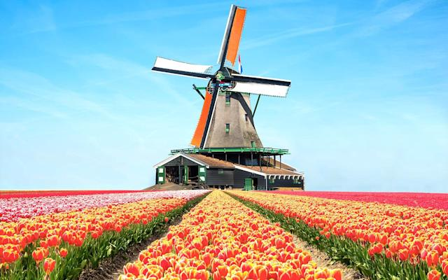 <p><b>Netherlands</b><br> Hospitality: Service charges are included in the price of a restaurant meal, as per Dutch law. You can leave 10 per cent if the service was exceptional. Round up to the nearest euro or leave some small change in a bar.<br> Taxis: Round up the fare to the nearest euro.<br> Hotel: Tip the porter a few euros.<br> (Travel + Leisure) </p>