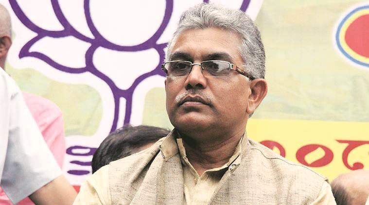 Dilip Ghosh's latest: State is now hub of anti-nationals