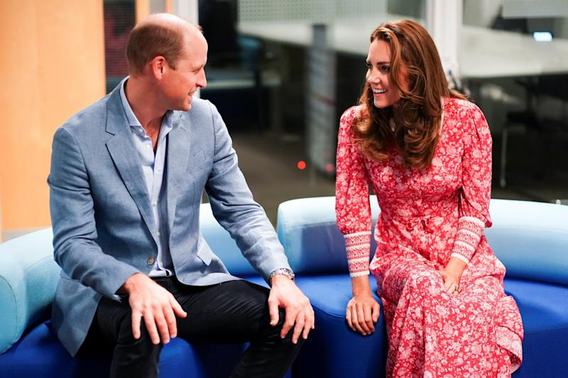 The Royal Foundation is the primary philanthropic and charitable vehicle for William and Kate (REUTERS)