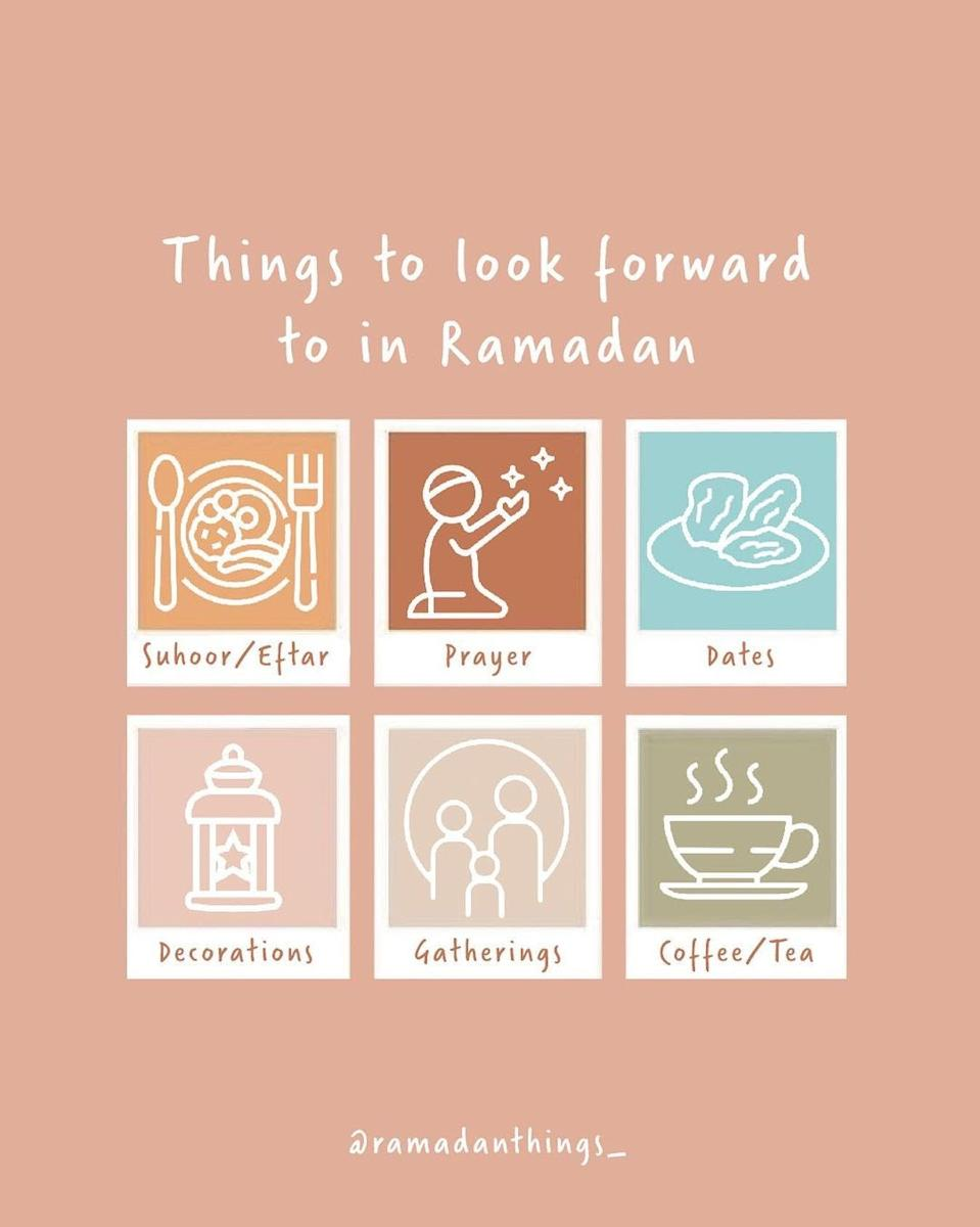 Instagram/RamadanThings
