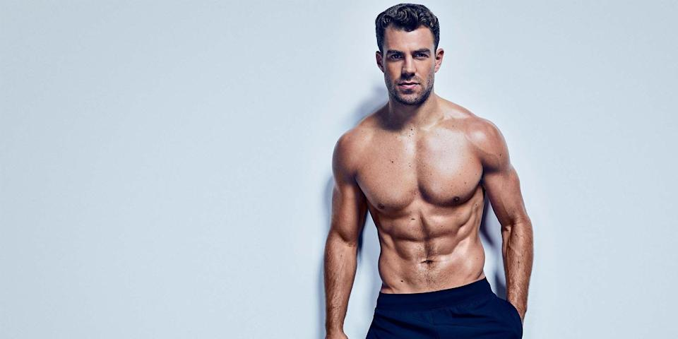 """<p>The plank is a virtuous thing – the rock-steady route to real core strength – but it's also far from an inspiring exercise. Considering the most effective abs plan is the one you stick to, we asked PT and six-pack owner Bradley Simmonds to up the ante. </p><p>Smoke your core for fun with this six-of-the-best circuit. """"Complete it five times, against the clock,"""" says Simmonds, who recommends starting with 5kg dumbbells and working up to 10kg. It's crunch time.</p>"""