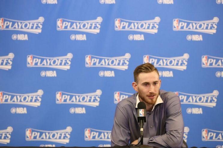 Gordon Hayward is considering his options. (Getty)