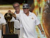 <p>In at number 10, Arison owns the Miami Heat. He's worth $8.1 billion. </p>