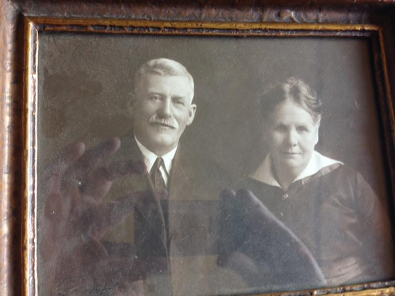 In this image provided by the Department of Justice National Missing and Unidentified Persons System database shows an undated photo of Marvin Clark and an unidentified woman. Clark is the oldest missing persons case in the National Missing and Unidentified Persons System (NamUs) database. He was reported missing in November, 1926. NamUs is looking into the possibility that remains found in 1986 near US 30 may be those of Marvin Clark. (AP Photo/Department of Justice National Missing and Unidentified Persons System)