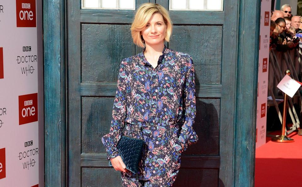 Jodie Whittaker, who is quitting Doctor Who - Dave J Hogan/Getty