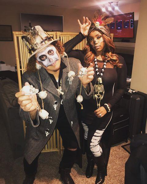 Try Out These Cute Halloween Costume Ideas For Black Couples This Year