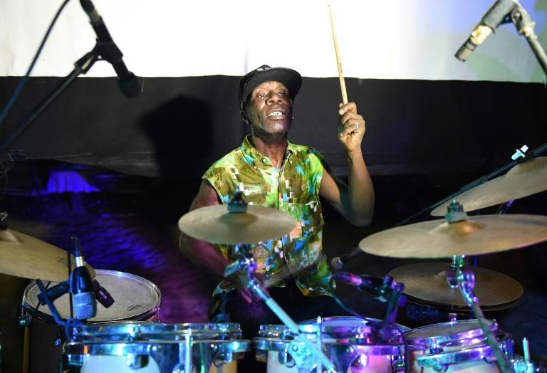 Ivorian jazz drumming virtuoso Paco Sery says he still wants to play all kinds of music