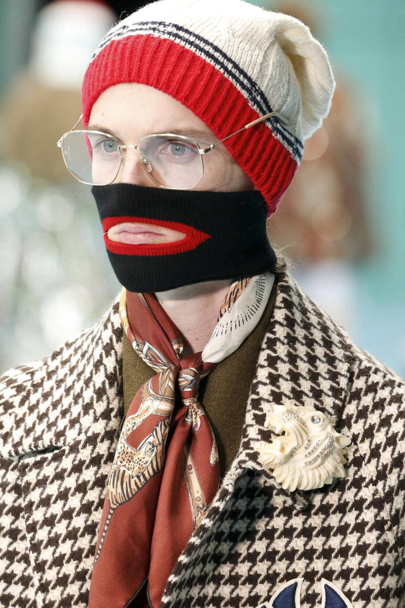 a5a3f51f45331 Gucci Issues Apology in Wake of Blackface Accusations