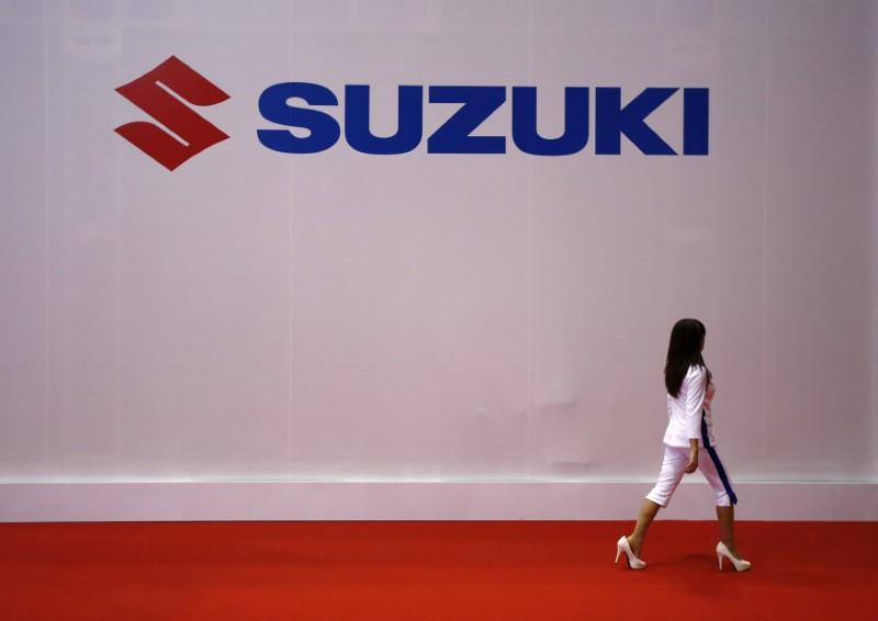 Suzuki Motor Corp says must respond to Dutch emissions probe by mid-Feb