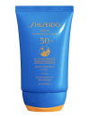 """<p><strong>Shiseido</strong></p><p>sephora.com</p><p><strong>$40.00</strong></p><p><a href=""""https://go.redirectingat.com?id=74968X1596630&url=https%3A%2F%2Fwww.sephora.com%2Fproduct%2Fshiseido-ultimate-sun-protector-cream-spf-50-face-sunscreen-P456399&sref=https%3A%2F%2Fwww.townandcountrymag.com%2Fstyle%2Fbeauty-products%2Fg36214042%2Fbest-sunscreen-for-dark-skin%2F"""" rel=""""nofollow noopener"""" target=""""_blank"""" data-ylk=""""slk:Shop Now"""" class=""""link rapid-noclick-resp"""">Shop Now</a></p><p> Shiseido's Ultimate Sun Protector Cream contains a protective veil that is activated by heat and water exposure, making it the perfect sunscreen for your next beach trip.<br></p>"""