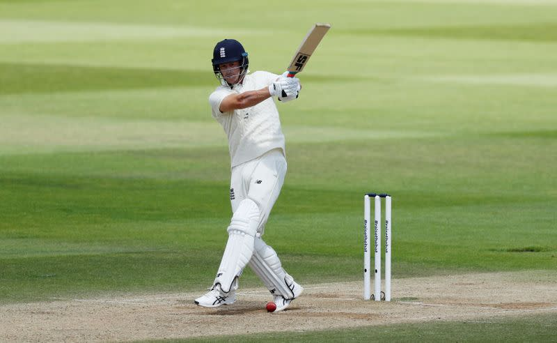 England's injured Denly to miss rest of ODI series with Ireland