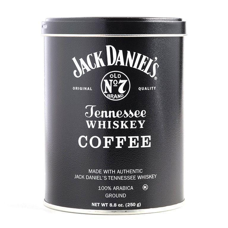 """<p><strong>Jack Daniel's</strong></p><p>worldmarket.com</p><p><strong>$18.99</strong></p><p><a href=""""https://go.redirectingat.com?id=74968X1596630&url=https%3A%2F%2Fwww.worldmarket.com%2Fproduct%2Fjack-daniels-tennessee-whiskey-coffee.do&sref=https%3A%2F%2Fwww.bestproducts.com%2Feats%2Ffood%2Fg3171%2Fbest-whiskey-gifts%2F"""" rel=""""nofollow noopener"""" target=""""_blank"""" data-ylk=""""slk:Shop Now"""" class=""""link rapid-noclick-resp"""">Shop Now</a></p><p>Looking for a gift to surprise someone who loves both whiskey and coffee? Kill two birds with one stone with this delicious Jack Daniel's Tennessee Whiskey Coffee. It's infused with plenty of whiskey flavor for added richness, but with none of the alcohol (meaning this java won't actually get you buzzed).</p>"""