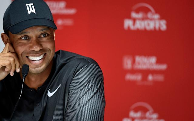 Tiger Woods has said Europe'sRyder Cup side is 'one of the best they've ever had' - USA TODAY Sports
