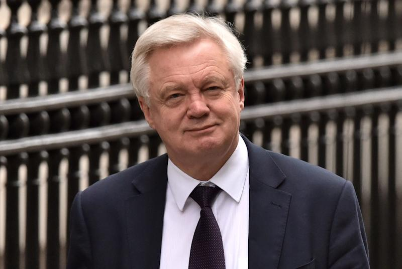 Brexit Secretary David Davis. (PA Wire/PA Images)