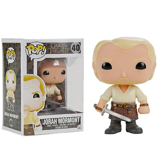 <p>Would you buy a grayscale Jorah if he becomes like the Stone Men he and Tyrion were attacked by in Valyria? </p>