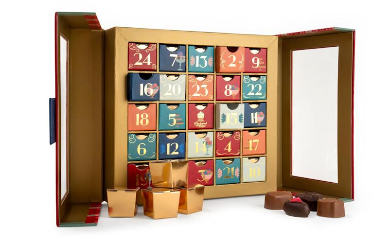 charbonnel et walker advent calendar