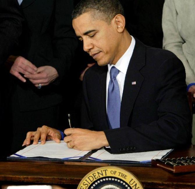 """President Barack Obama signed on Friday a law amending the international religious freedom act to extend protections against persecution to people with non-religious beliefs. The religious freedom act, which originally provided protection from persecution to people holding religious beliefs, now provides protection against persecution to people with non-religious beliefs, such as agnosticism, atheism, and humanism.... <a rel=""""nofollow noopener"""" href=""""http://www.inquisitr.com/3817675/obama-signs-law-protecting-atheists-and-humanists-from-religious-persecution/?utm_medium=referral&utm_source=yahoo&utm_campaign=homepage"""" target=""""_blank"""" data-ylk=""""slk:Read more »"""" class=""""link rapid-noclick-resp"""">Read more »</a><p><a rel=""""nofollow noopener"""" href=""""http://www.inquisitr.com/3817675/obama-signs-law-protecting-atheists-and-humanists-from-religious-persecution/?utm_medium=referral&utm_source=yahoo&utm_campaign=homepage"""" target=""""_blank"""" data-ylk=""""slk:Obama Signs Law Protecting Atheists And Humanists From Religious Persecution"""" class=""""link rapid-noclick-resp"""">Obama Signs Law Protecting Atheists And Humanists From Religious Persecution</a> is an article from: <a rel=""""nofollow noopener"""" href=""""http://www.inquisitr.com"""" target=""""_blank"""" data-ylk=""""slk:The Inquisitr News"""" class=""""link rapid-noclick-resp"""">The Inquisitr News</a></p>"""