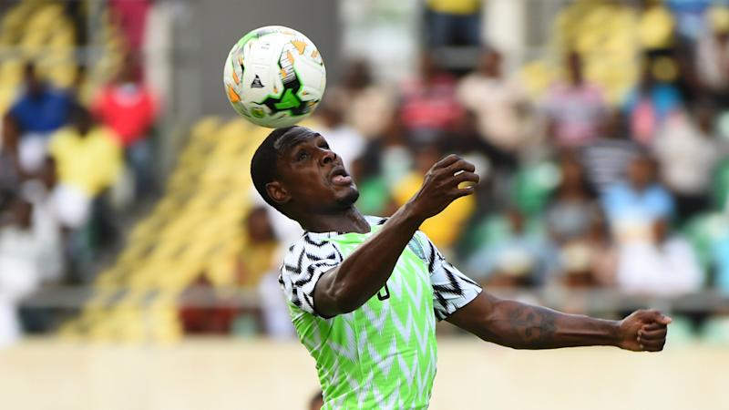 Nigeria 1 Burundi 0: Odion Ighalo's effort earns Super Eagles hard-fought win