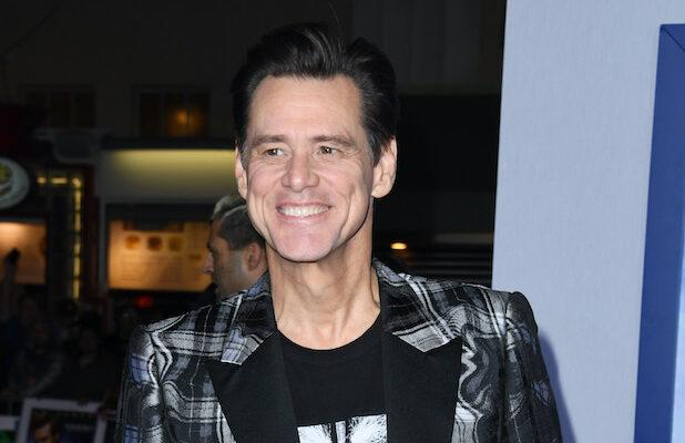 Here's Donny! Jim Carrey Conjures 'The Shining' to Taunt Trump and Boris Johnson
