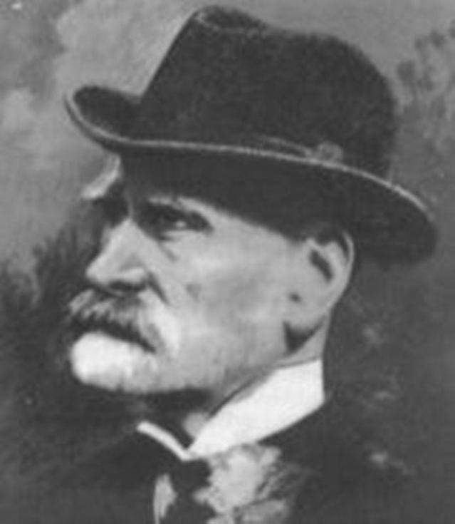 Ebeneezer Cobb Morley – the face behind the name