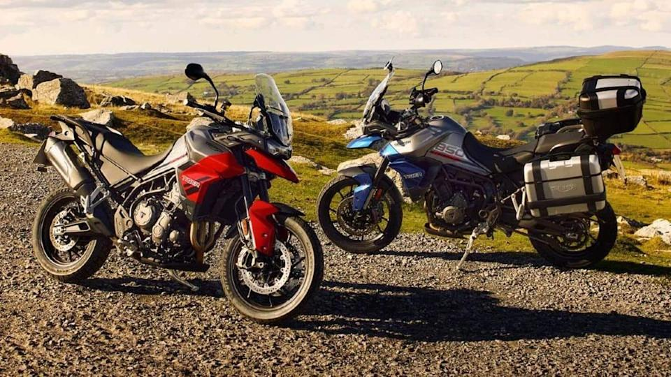 2021 Triumph Tiger 850 Sport launched at Rs. 11.95 lakh