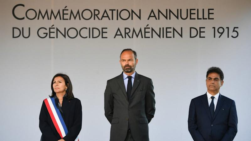 France marks first national commemoration of Armenian genocide