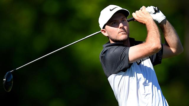 Russell Henley carded 10 birdies in a final-round 65 that saw him overhaul Sung Kang to triumph in Houston.