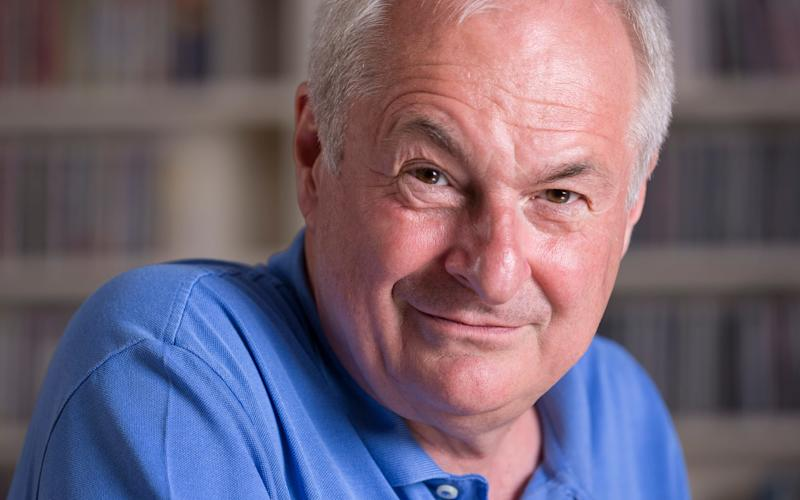 Paul Gambaccini - Credit: Andrew Crowley/Andrew Crowley