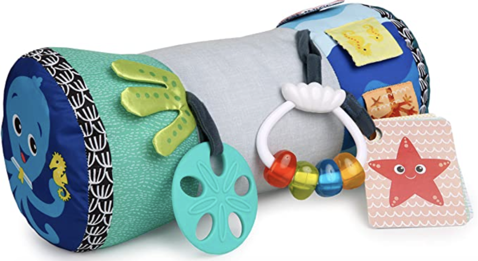 Baby Einstein Rhythm of the Reef Prop Pillow. PHOTO: Amazon