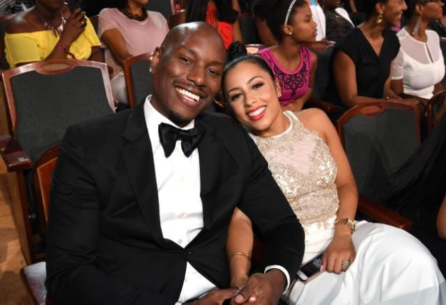 "Tyrese Takes To Social Media To ""Pray"" His Ex-Wife Finds Someone Else"