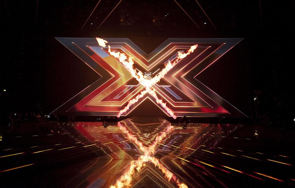 A woman has made historic claims against a fellow X Factor contestant. Copyright: [Rex]