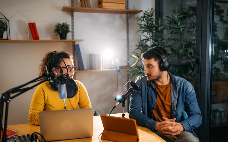 The 5 best money podcasts to listen to in 2020. Source: Getty