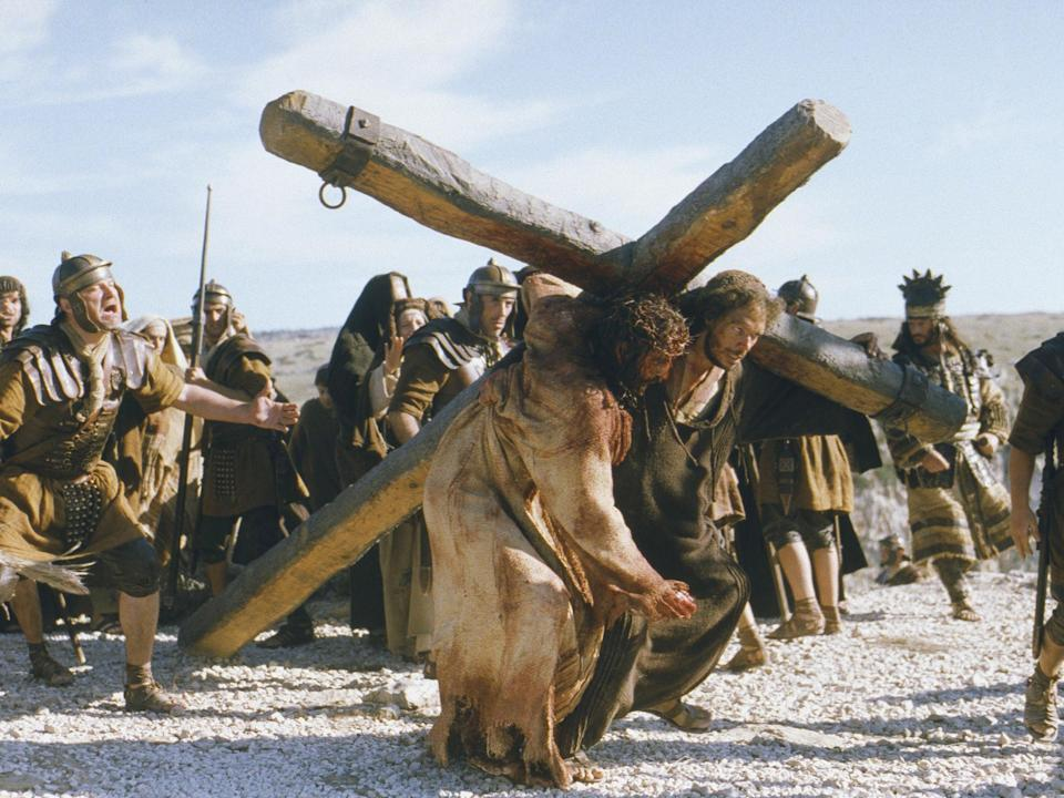 A sequel to 2004's 'The Passion of the Christ' is coming (Rex Features)