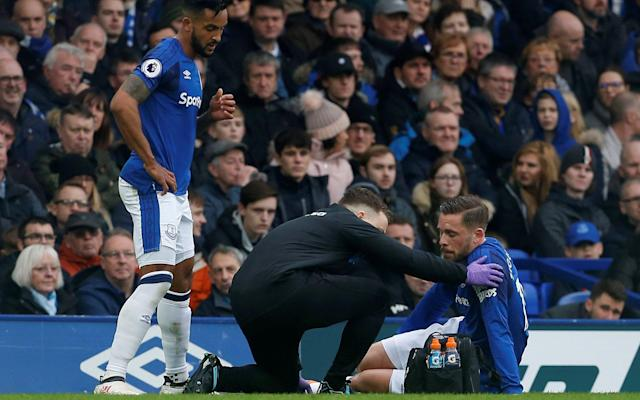 "Everton have confirmed Gylfi Sigurdsson's season is effectively over but he is expected to be fit for the World Cup. The Icelandic international has been assessed after sustaining a knee injury against Brighton on Saturday, with the diagnosis ruling him out for 'six to eight weeks'. Even with rehabilitation that makes it a tough ask to return for his club by May, but there will be relief for the player his dreams of featuring in Russia have not been dashed. In a club statement, Everton said: ""Following consultation with a specialist, it is anticipated that Gylfi Sigurdsson's knee injury, sustained in Saturday's Premier League win over Brighton, will keep him sidelined for between six and eight weeks. Manager Sam Allardyce says Sigurdsson will be given every chance of rejoining the squad, but it looks unlikely in this campaign. World Cup predictor ""We'll continue to assess Gylfi's progress on a week-to-week basis and the medical team will work very closely with him, as they would with any injured player, to get him back playing as quickly as possible,"" said Allardyce. Sigurdsson is fundamental to Iceland's hopes of repeating their Euro 2016 heroics when they travel to Russia this summer."