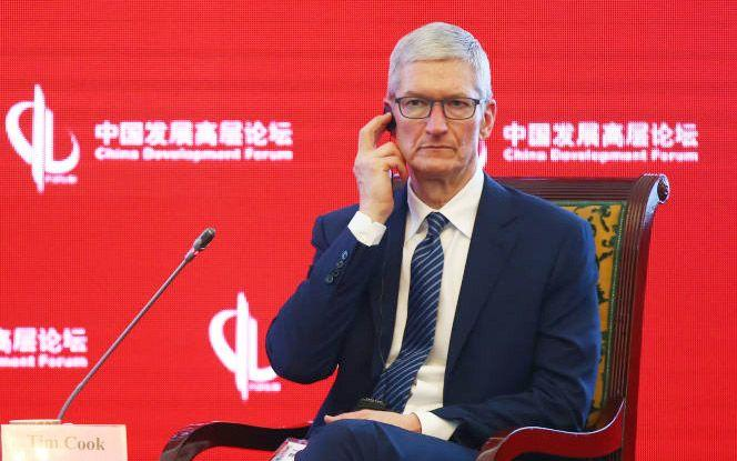 Apple Takes a Tumble Among Top Vendors as Chinese Smartphone Shipments Fall