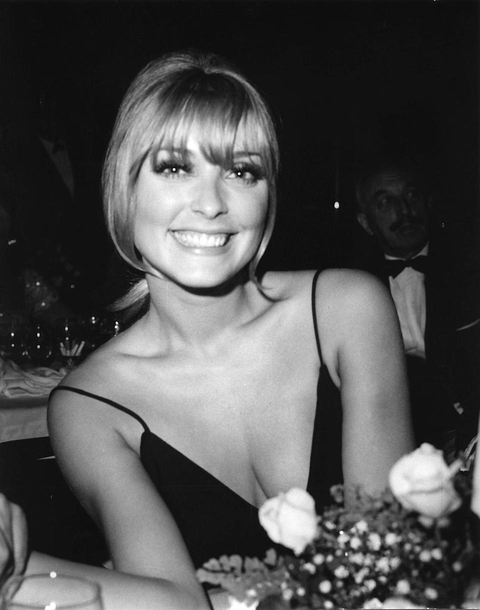 <p>Sharon Tate was born in Dallas, Texas in 1943. At just six months old, the future star was named Miss Tiny Tot. </p>