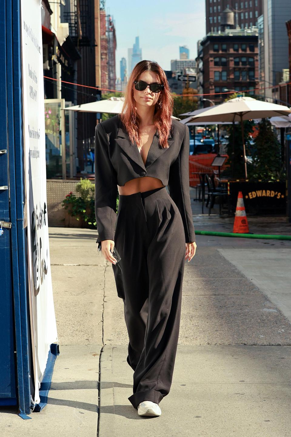 """<h1 class=""""title"""">Celebrity Sightings In New York City- October 7, 2020</h1><cite class=""""credit"""">MEGA</cite>"""