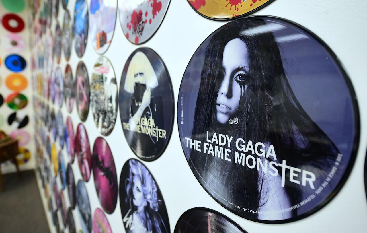 <p>Check the back corner of your local thrift store, and you'll find a sea of boxes filled with record albums. Even if you don't listen to vinyl records, they make for really unique wall decor that shows off your personality and musical taste.</p>