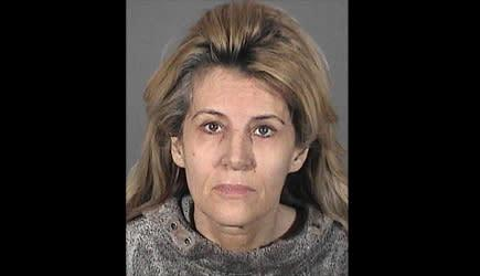 """<b class=""""credit"""">Los Angeles County Sheriff's Department</b>Dawn DaLuise booking photo"""