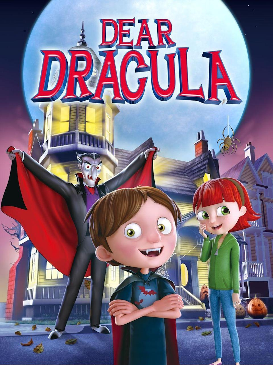 "<p>After asking his grandma for a Dracula action figure, Sam is thrilled to see that the monster himself has decided to pay his house a visit.</p><p><a href=""https://www.netflix.com/watch/80081337"" rel=""nofollow noopener"" target=""_blank"" data-ylk=""slk:WATCH NOW"" class=""link rapid-noclick-resp"">WATCH NOW</a></p>"