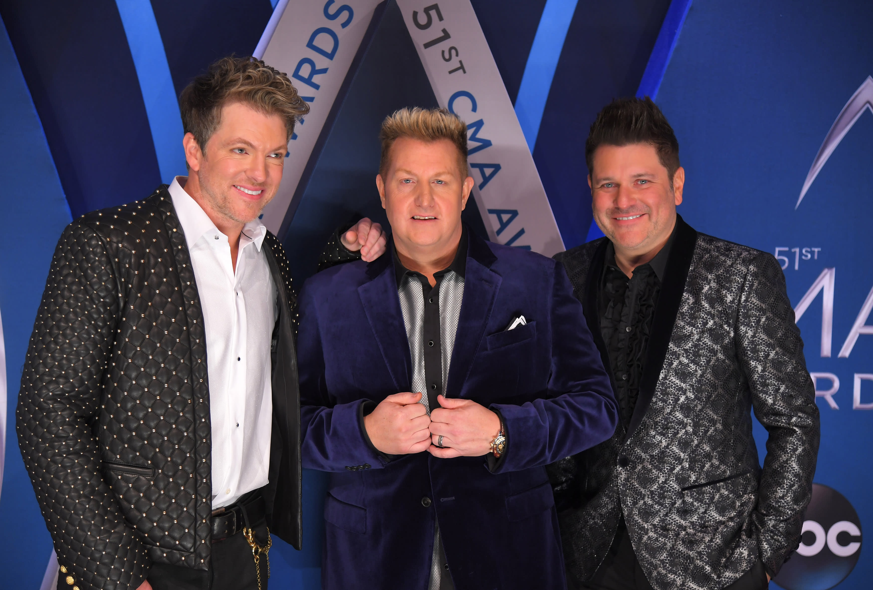 The four-time Grammy-nominated country group Rascal Flatts is embarking on a farewell tour before splitting up after 20 years. (Photo: REUTERS/Harrison Mcclary)